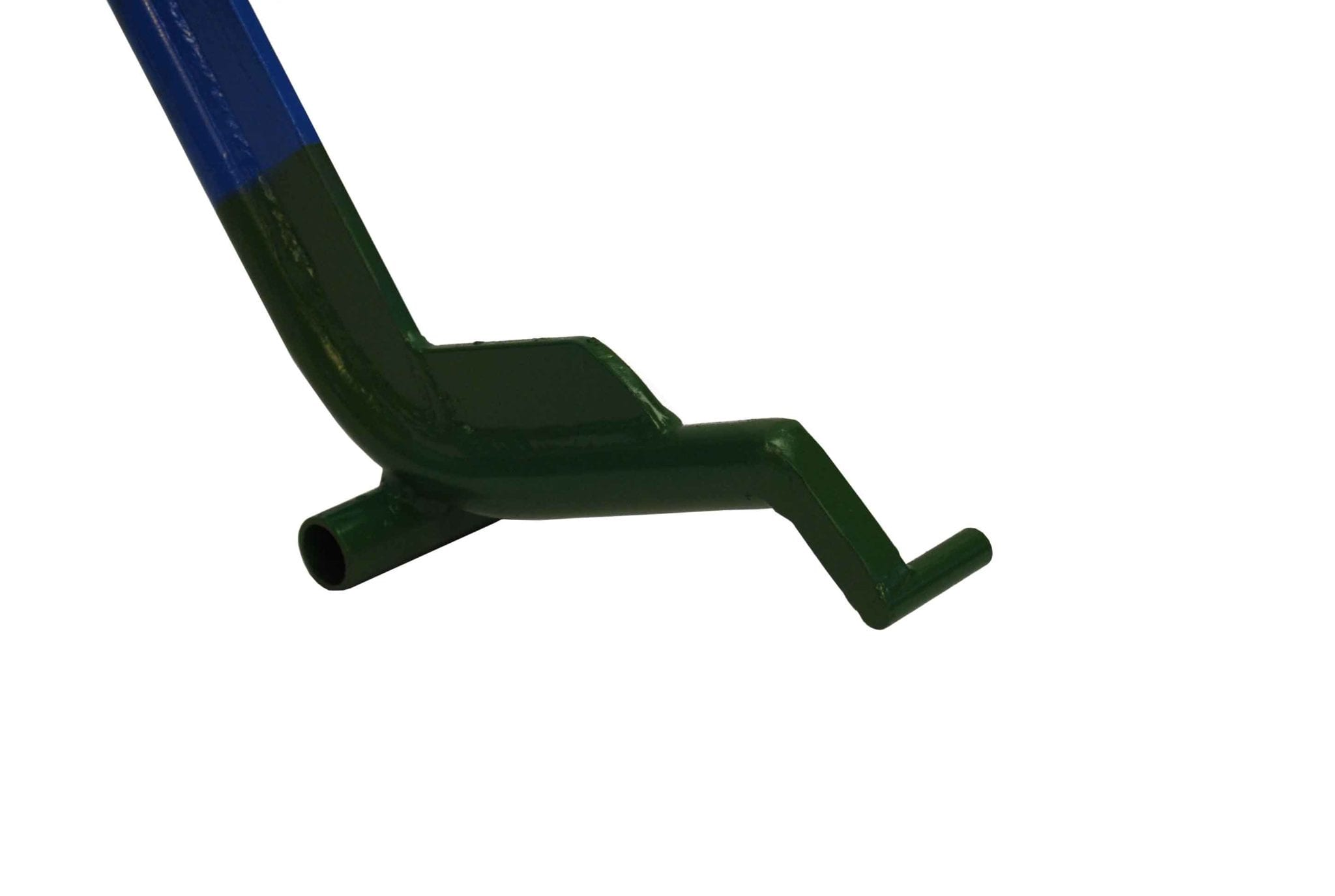 Blue Streak End Cap Handle