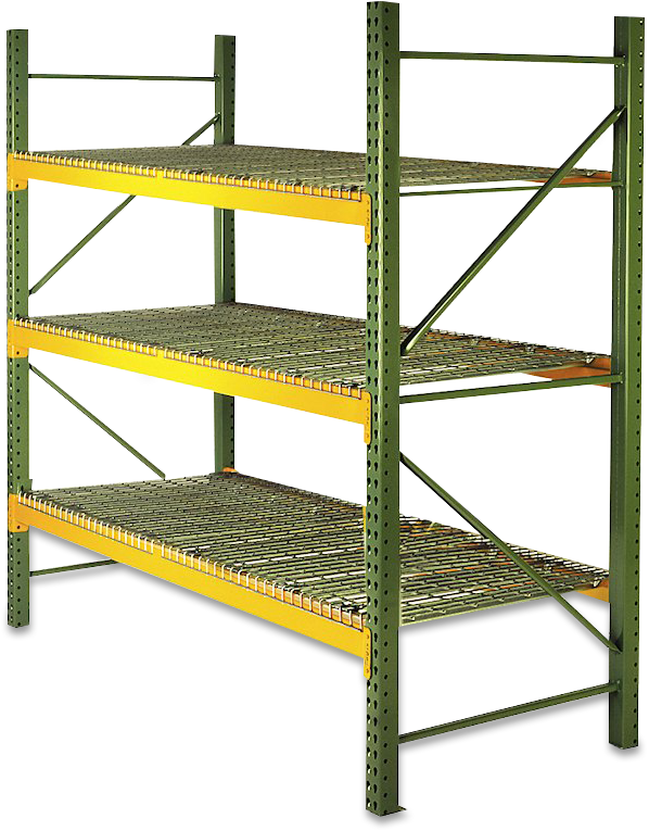Pallet Rack Mover