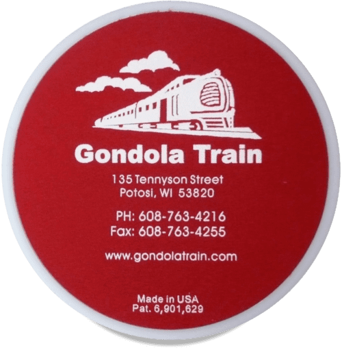 Gondola Train Slide Disc