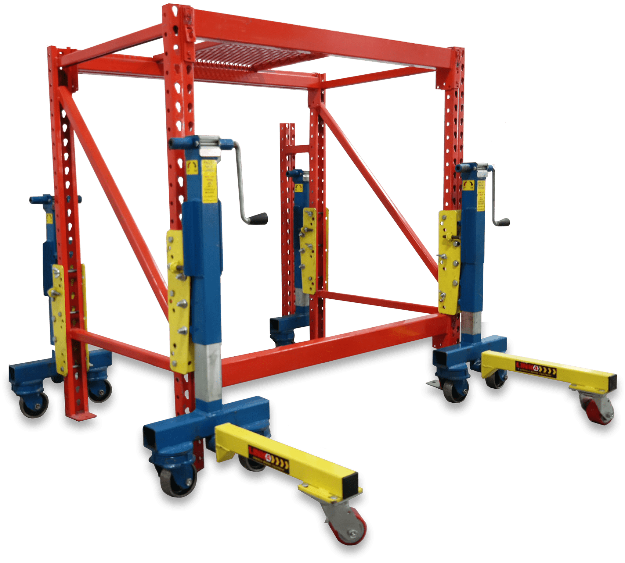 Pallet Rack Mover HD