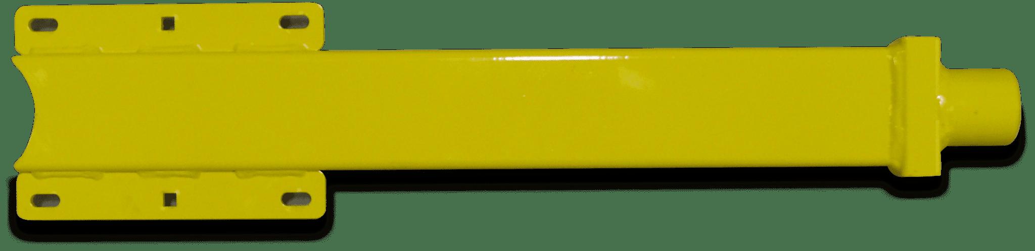 The yellow Gondola Train Splined Lift Arm.