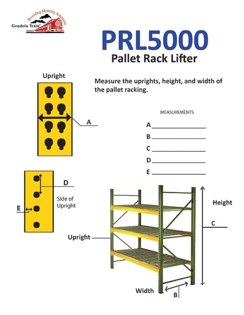 PRL5000 Measurements